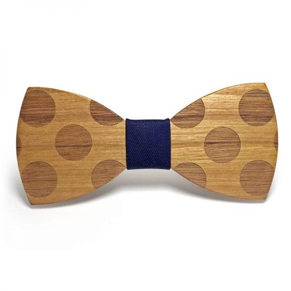 Muszka drewniana Felix o39