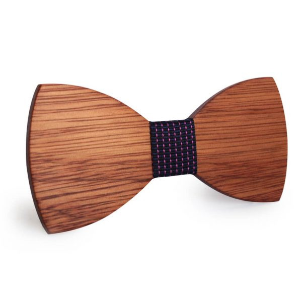 Muszka drewniana Harold 83