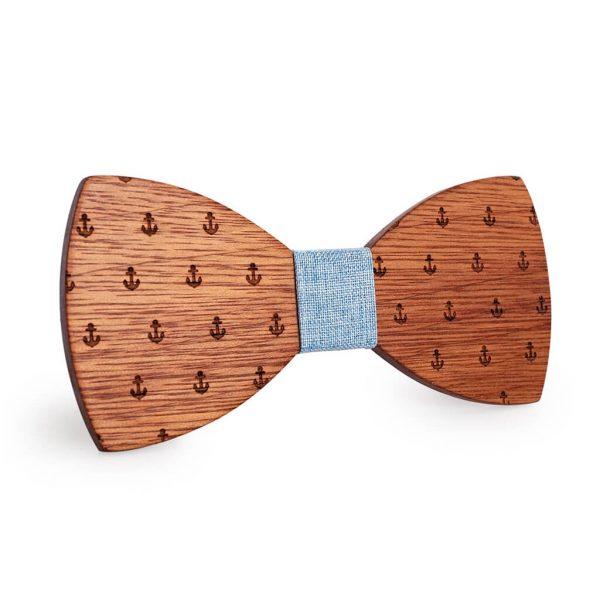 Muszka drewniana Kotwica Drake
