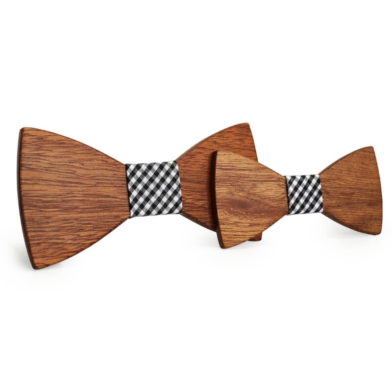 Muszka drewniana Simon s53
