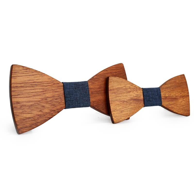 Muszka drewniana Simon s61
