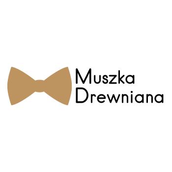Logo Muszka Biale Tlo